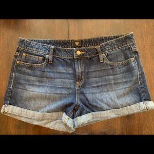 Gap Shorts Dark Denim